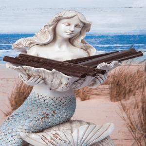 Mermaid With Chocolate Batons