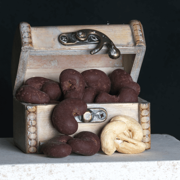 Treasure Chest with Cashews