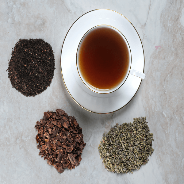 Chocolate Earl Grey Lavender Tea