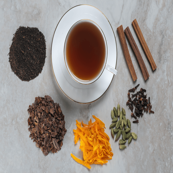 Chocolate Masala Chai tea