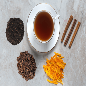 Chocolate Orange Spice tea