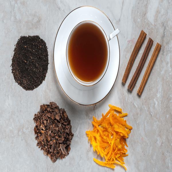 Chocolate Orange Spice tea