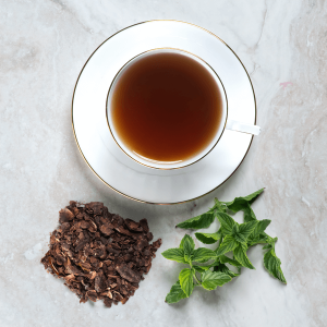 Chocolate Spearmint Tea