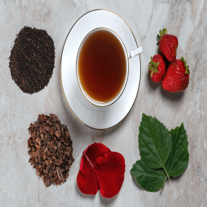 Chocolate Strawberry Essence Tea