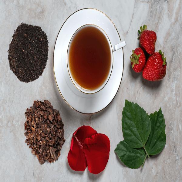 Chocolate Strawberry Essence Tea