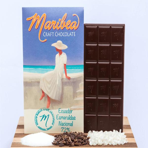 Ecuador, Esmeraldas Nacional Chocolate Bar