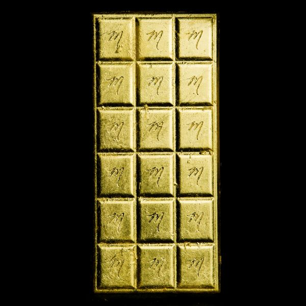 Gold Chocolate Bar