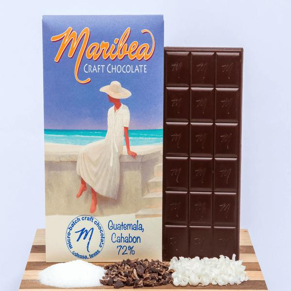Guatemala Cahabon Chocolate Bar