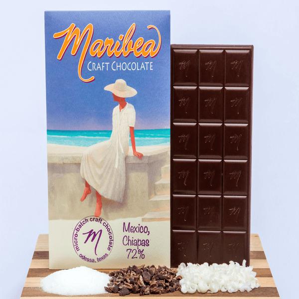 Mexico Chiapas Chocolate Bar