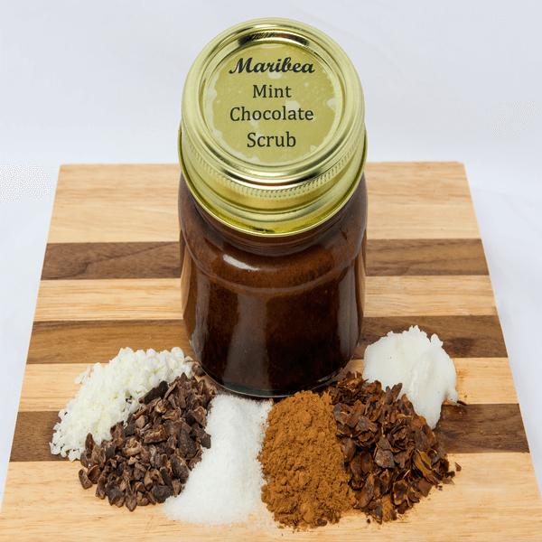 Mint Chocolate Moisturizing Scrub