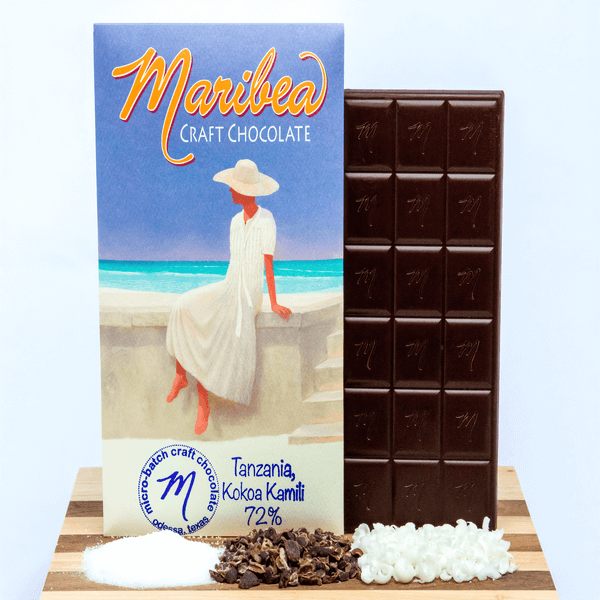 Tanzania Chocolate Bar